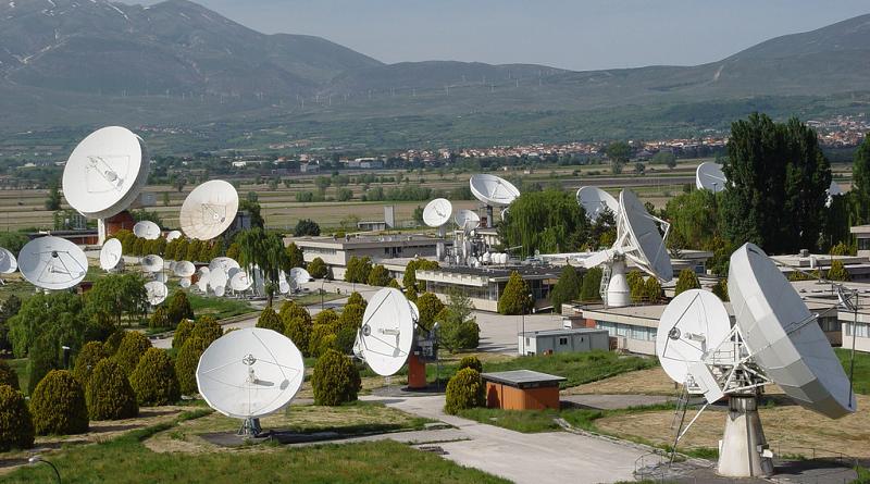 Centro Spaziale Piero Fanti del Fucino L'Aquila Telespazio - Spazio-News.it