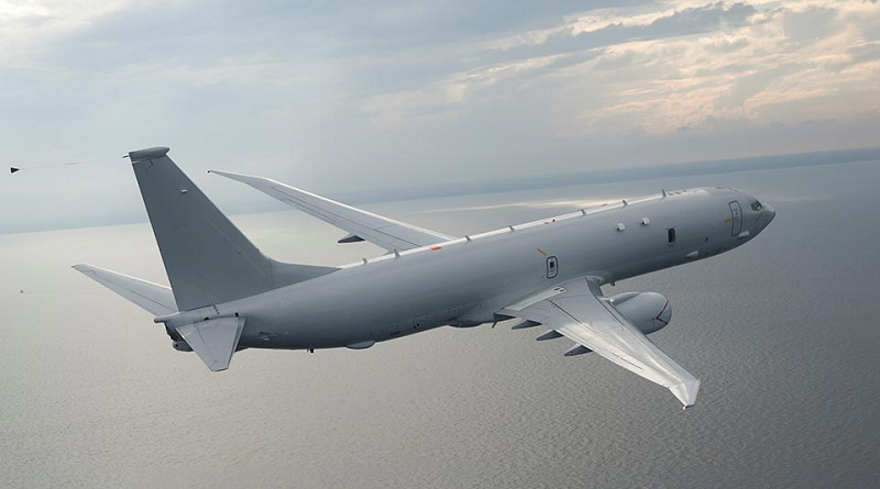 Defence Boeing P-8A Poseidon Spazio-News.it