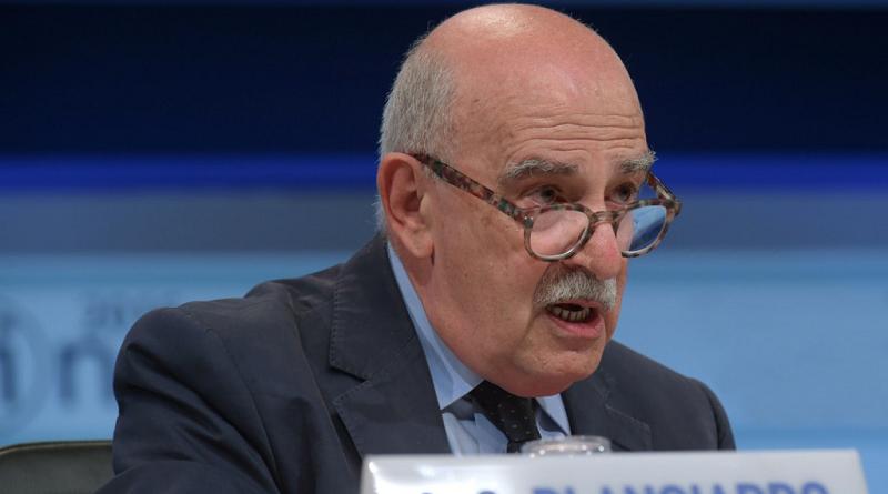 ISTAT Presidente Gian Carlo Blangiardo