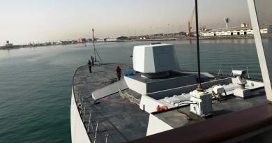 Leonardo Sistemi Navali - Abu Dhabi Ship Building nave