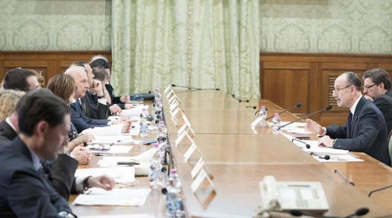 Terza riunione del Comitato interministeriale per le politiche relative a spazio e aerospazio