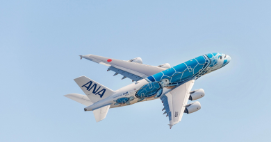 All Nippon Airways - ANA Airbus A380