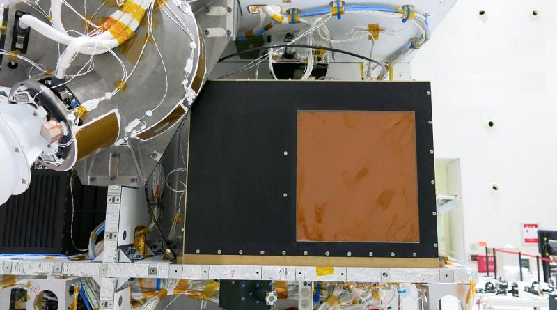 China Seismo - Electromagnetic Satellite CSES-01 satellite Italia Cina
