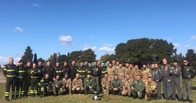Corso Interforze Droni IA-3 Colibrì IDS Aeronautica militare Amendola