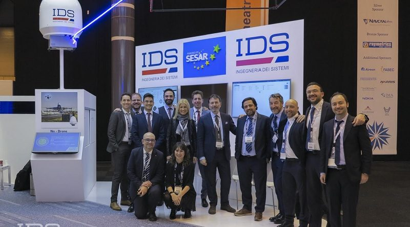 IDS Ingegneria Dei Sistemi Spa World ATM Congress 2018 AIR Navigation
