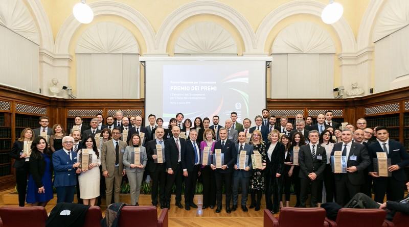Premio Nazionale per l'Innovazione Fondazione COTEC 2019