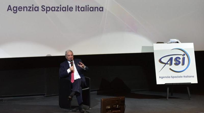 Giorgio Saccoccia Presidente Agenzia Spaziale Italiana - ASI