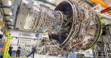 Lavoro Rolls Royce Trent XWB-97 produzione Motore Industria