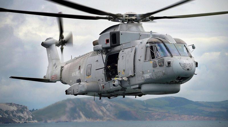 Leonardo elicottero AW101 AW-101