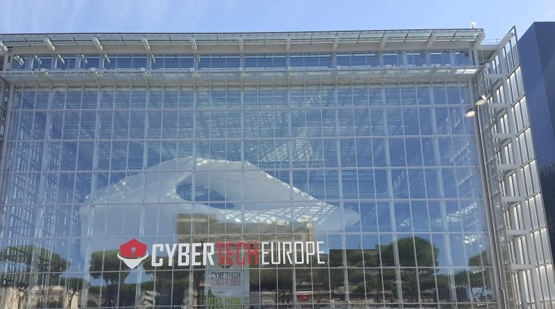 2 - Cybertech Europe 2019 Rome September 24 25 La Nuvola Convention Center