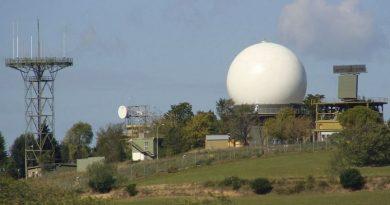 Aeronautica Militare DAMI - Difesa Aerea Missilistica Integrata Radar Lampedusa Sistema FADR - Fixed Air Defence Radar