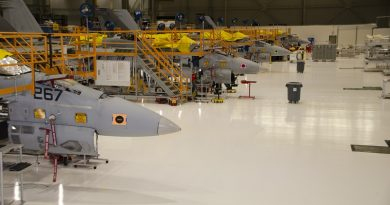 Boeing F_A-18 Service Life Modification - SLM program