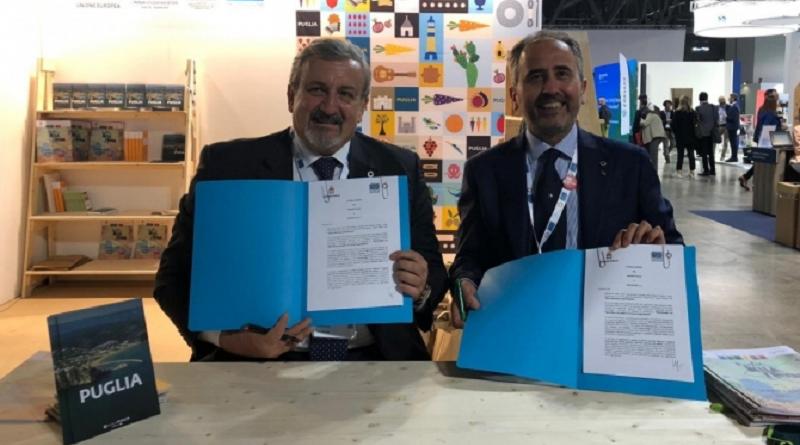 Michele Emiliano Regione Puglia accordo Seeds&chips Marco Gualtieri, agricoltura di precisione Bari