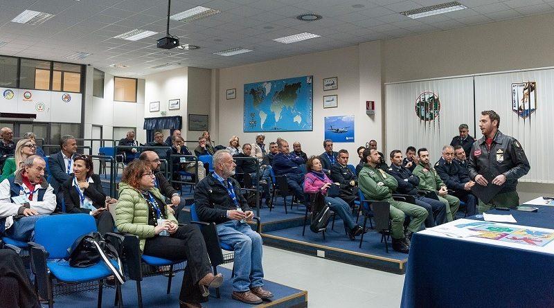 Sigonella Aeronautica Militare corso formazione giornalistica OdiG Sicilia