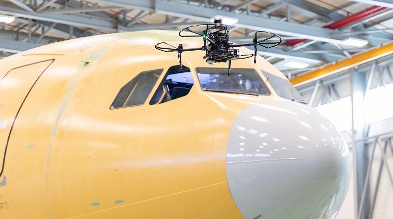 Airbus Droni Ejército del Aire Manutenzione Aerei