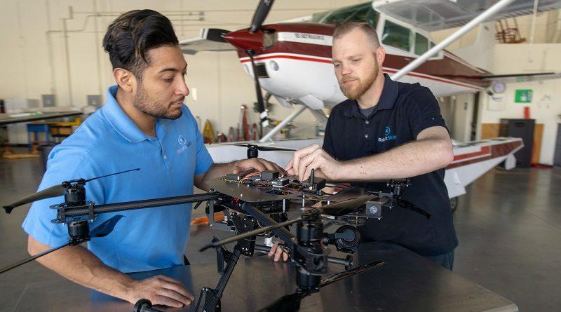 BOEING drones UAS ROBOTIC SKIES