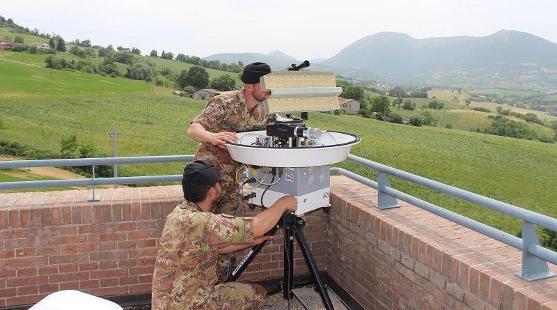 Comando Artiglieria Controaerei - COMACA Anti-Drone C-UAV IDS Ingegneria dei Sistemi Black Knight UAV