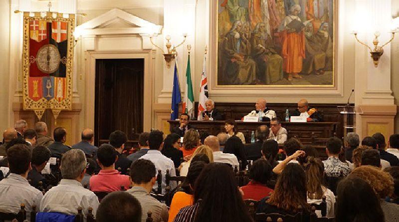 "DIS Università degli studi di Sassari workshop ""Intelligence Live"""