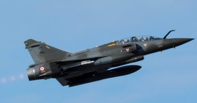 Dassault French Air Force Mirage 2000
