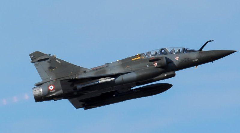 Dassault French Air Force Mirage 2000
