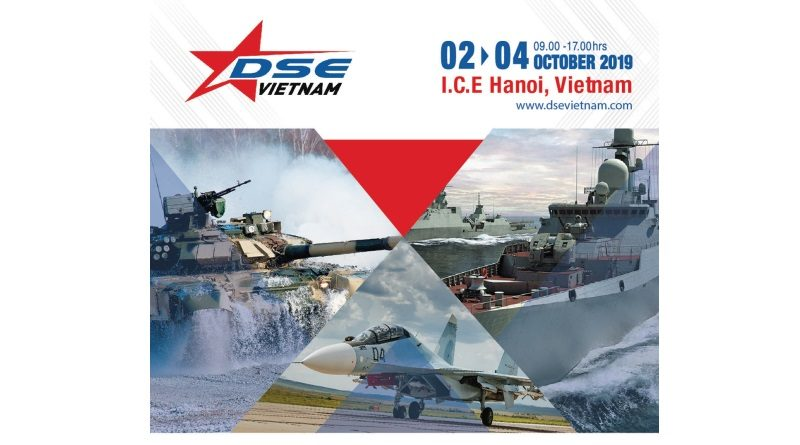 Defense and Security Expo Vietnam 2019 - DSE VIETNAM 19 800x446 Spazio-News Magazine