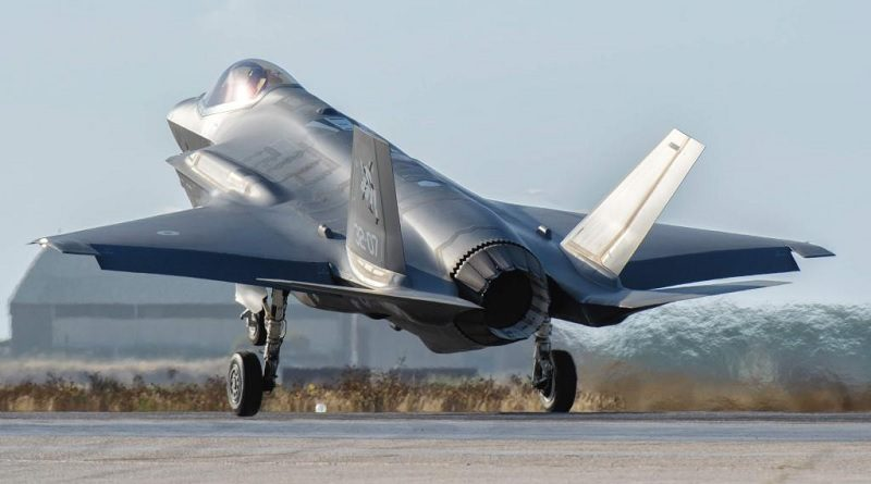 F-35SJF USA USF