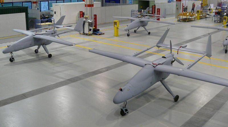 Leonardo Falco Evo Drone