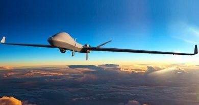 MQ-9B SkyGuardian drone General Atomics Aeronautical Systems - GA ASI
