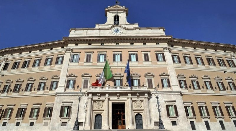Montecitorio - Camera dei Deputati Roma