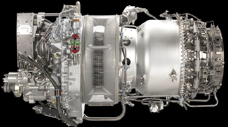 Pratt & Whitney aircraft engine