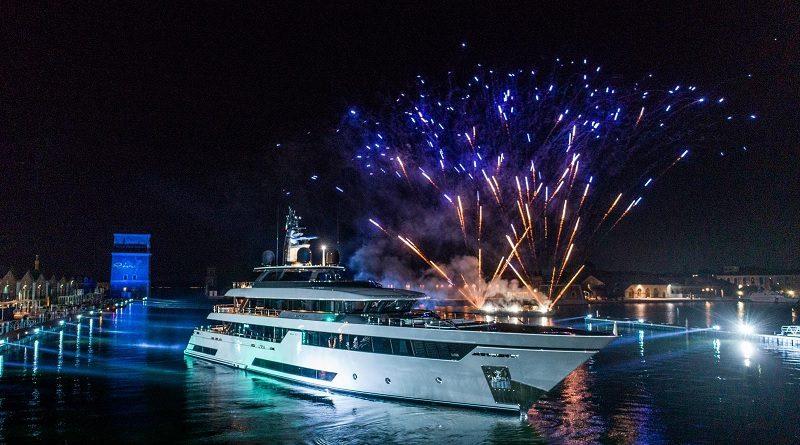 Salone Nautico Venezia Superyacht Division Riva 50 Race