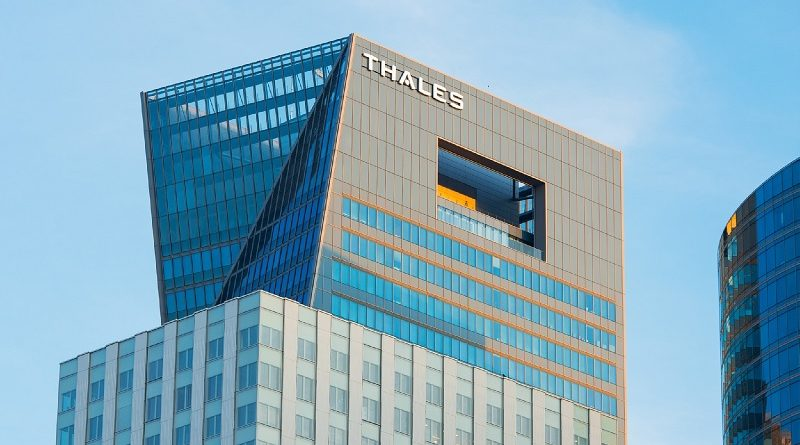 Thales Head Office Headquarter
