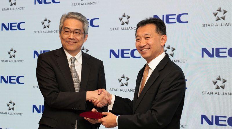 Accordo NEC Corporation Takashi Niino Star Alliance - SA Jeffrey Goh