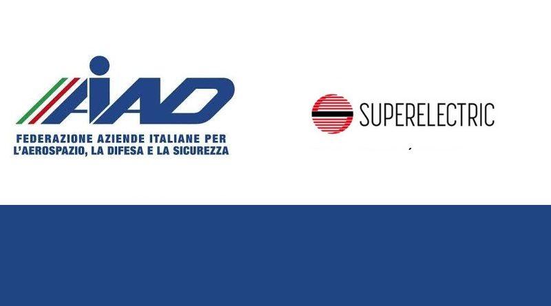 AIAD - Aziende Italiane per l'Aerospazio, la Difesa e la Sicurezza - Superelectric