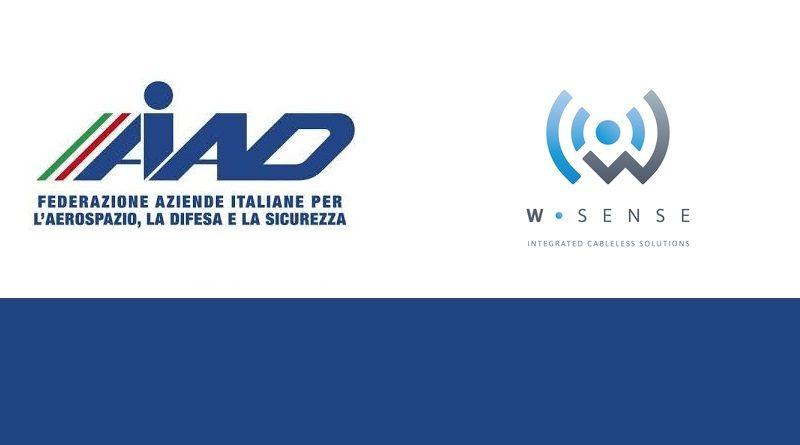 AIAD - Aziende Italiane per l'Aerospazio, la Difesa e la Sicurezza - WSense