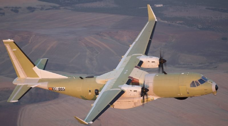 Airbus C295 Canada Royal Canadian Air Force's - RCAF Fixed Wing Search and Rescue Aircraft Replacement - FWSAR Program