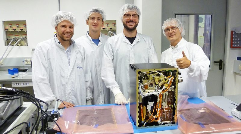 Airbus RUBI - Reference mUltiscale Boiling Investigation - International Space Station - ISS