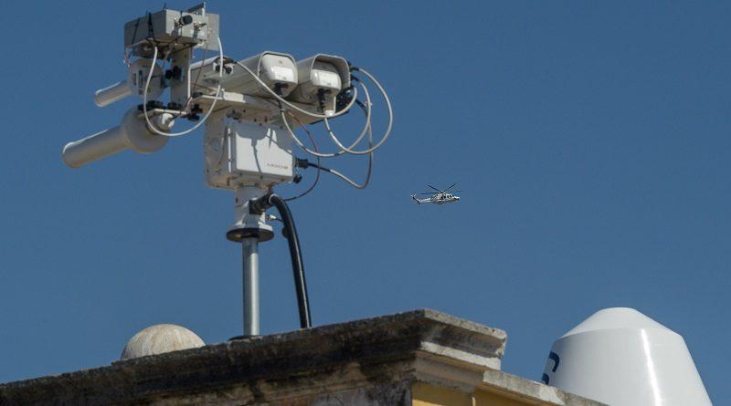 COMACA Anti-Drone IDS Camere e Jammer