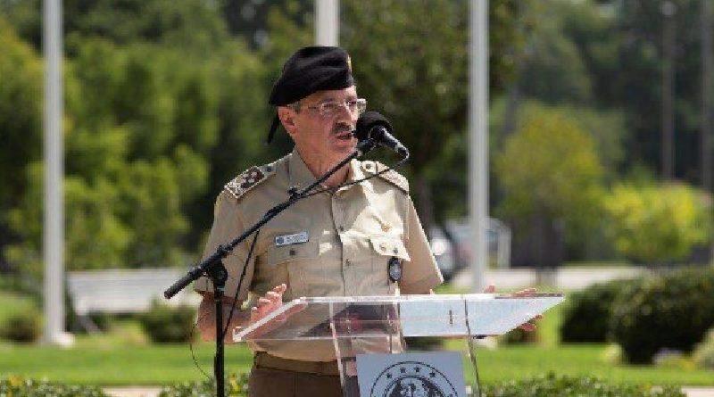 Generale dell'Esercito Italiano Paolo Ruggiero NATO Deputy Supreme Allied Commander Transformation - DSACT