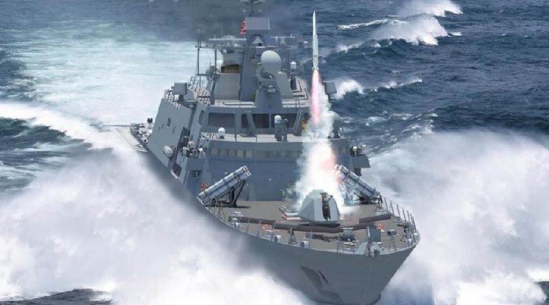 Guided Missile Frigate - FFG(X) ship program US Navy Lockheed Martin
