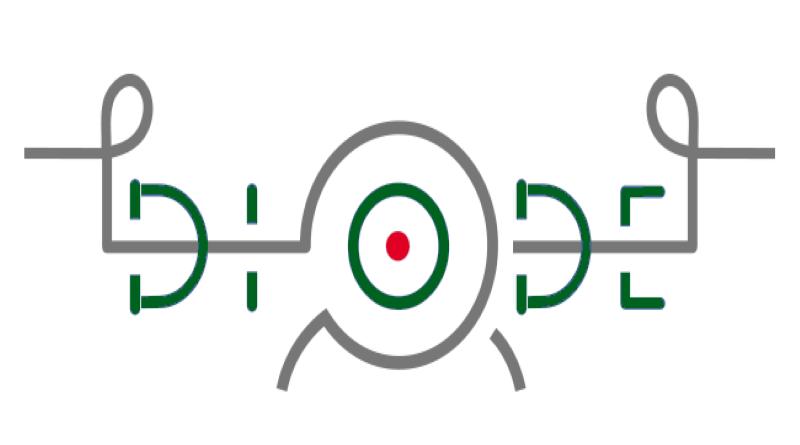logo DIODE - D-FlightInternet ofDronesEnvironment spazio-news