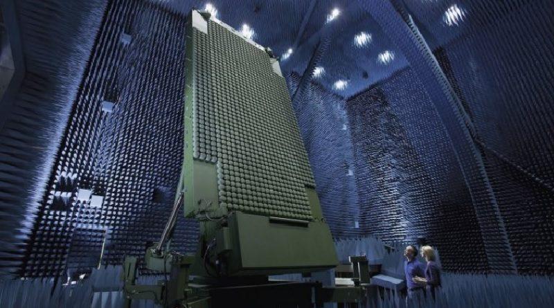 SatCom phased array Lockheed Martin