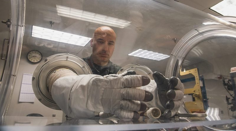ricerca Spazio Nutriss ASI in orbita per Luca Parmitano Agenzia Spaziale Europea Stazione Spaziale Internazionale