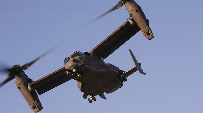 Boeing V-22 tiltrotor Osprey