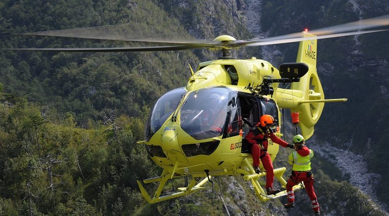 Airbus Helicopters H145 HEMS Elifriulia elisoccorso