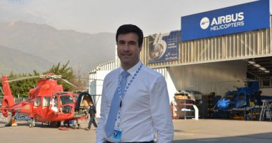 Alexandre Ceccacci General Manager Italia Airbus Helicopters