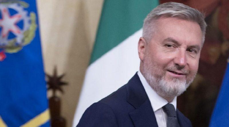 Ministro della Difesa - Lorenzo Guerini