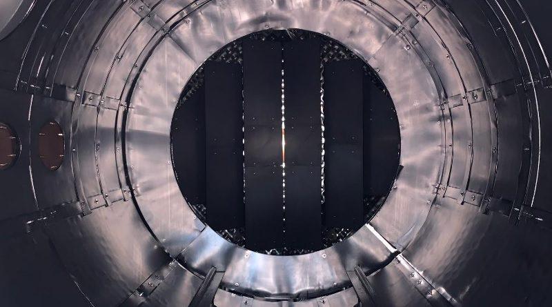 CIRA simulatore spaziale Medium Scale Vacuum Chamber - MSVC
