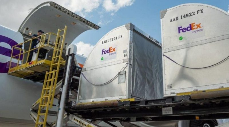Cargo FedEx spedizioni merci - Spazio-News Magazine