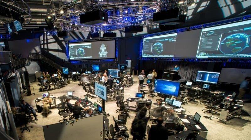 Center for Innovation Lockheed Martin US Space Command degli Stati Uniti - USSPACECOM